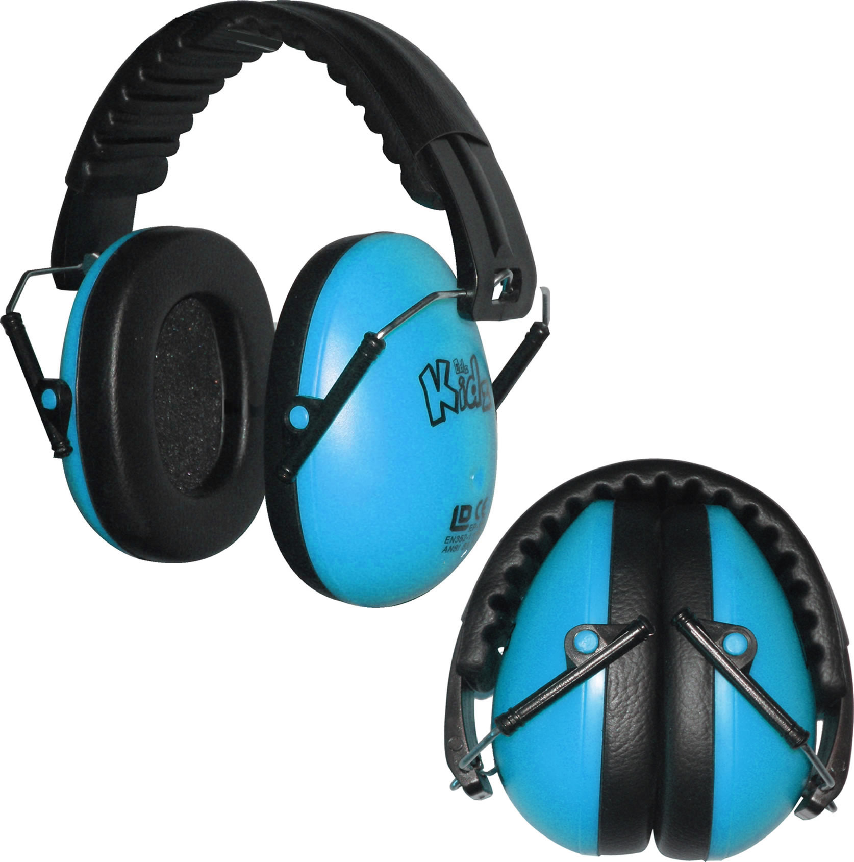 Ear Muffs Blue
